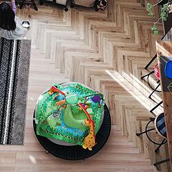部屋全体/DIY/おうちカフェ/カフェ風 DIY/ブルックリンスタイル...などのインテリア実例 - 2021-01-05 19:54:34