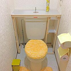 バス/トイレ/DIY/一人暮らし/yellow/苦戦...などのインテリア実例 - 2016-12-05 01:31:38