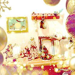 玄関/入り口/クリスマス/ピーターパンのインテリア実例 - 2014-11-13 16:48:50