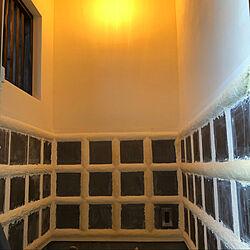 漆喰壁/トイレインテリア/漆喰塗り壁/トイレリノベーション/トイレリフォーム...などのインテリア実例 - 2020-09-10 22:46:58
