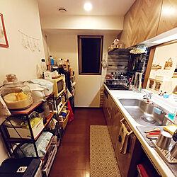 キッチン/キッチン/イベント参加/いいね&コメントお気遣いなく/賃貸...などのインテリア実例 - 2021-06-20 23:51:38
