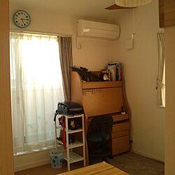長男の部屋/可愛くない普通の部屋/壁/天井のインテリア実例 - 2013-09-16 18:02:28