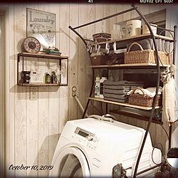 JUNK/antique/JUNK雑貨/ナチュラル/壁/天井...などのインテリア実例 - 2019-10-10 19:30:38