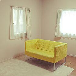 リビング/白が好き♡/IKEA/シンプルのインテリア実例 - 2017-01-19 12:21:28