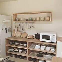 キッチン/Iittala/イイホシユミコ/GRUNDTAL/IKEA...などのインテリア実例 - 2017-04-02 16:35:31