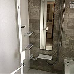 浴室収納/ダウンライト/ほっからり床/サザナ/バス/トイレのインテリア実例 - 2020-08-18 23:17:07