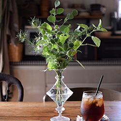 おうちカフェ/スターバックス/コーヒータイム/アイスコーヒー/コーヒーのある暮らし...などのインテリア実例 - 2021-05-26 10:42:15