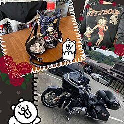 Biker ❤︎ Betty/隠れ趣味❤︎/夏の記録/趣味時間~♪/ツーリング~♪...などのインテリア実例 - 2021-08-31 16:38:28
