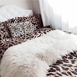 ベッド周り/IKEA/ひとり暮らしをとことん楽しむ!/ザラホーム/ZARAHOME...などのインテリア実例 - 2018-01-05 09:55:18