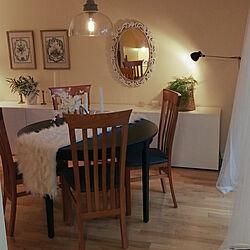 キッチン/IKEA/タウンハウス/森の中の家/雨の季節の楽しみ方...などのインテリア実例 - 2018-01-07 21:09:02