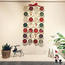 クリスマスのインテリア実例 - 2020-11-02 20:29:28