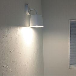 壁/天井/階段/好きなサイズに切れる/IKEAの安いカーテン/サンゲツクロス...などのインテリア実例 - 2018-12-13 22:50:26