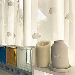 出窓/ガラスブロック/リビングのインテリア実例 - 2020-09-02 20:55:58