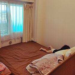 部屋全体/小さな部屋/4.5畳/梁だらけの部屋/使いにくい部屋...などのインテリア実例 - 2021-06-28 07:34:30