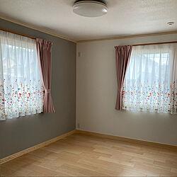 SUMINOEのカーテン/びっくりカーテン/スウェーデンハウス /ベッド周りのインテリア実例 - 2021-05-20 10:24:54
