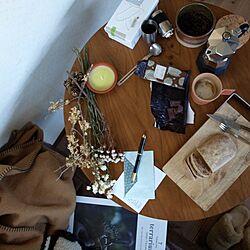 机/カフェ風/おうちカフェ/雑貨/食器...などのインテリア実例 - 2013-12-15 13:29:17