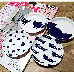 部屋全体/ツモリチサトの豆皿/インレッド/かわいい♡のインテリア実例 - 2017-08-08 09:01:36