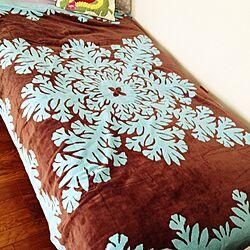 ベッド周り/ハワイアン/ハワイのインテリア実例 - 2014-05-17 12:44:31