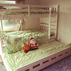 ベッド周り/こどもと暮らす。/古民家/日本家屋/こども部屋...などのインテリア実例 - 2018-12-08 10:57:25