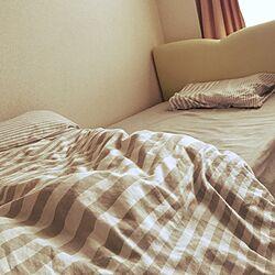 ベッド周り/無印良品/ナチュラルのインテリア実例 - 2017-06-20 13:07:18