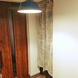 玄関/入り口/ブルックリン/やったぜ!/LIXIL/自宅で温泉のインテリア実例 - 2018-04-09 00:24:17