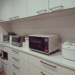 キッチン/LIXILのキッチン/電子レンジ/炊飯器/オーブントースターのインテリア実例 - 2021-07-29 10:50:10