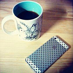 机/iPhoneカバー/マグカップのインテリア実例 - 2013-01-16 21:42:24