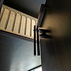 玄関/入り口/ドアチャイム/ドアベル/すっきり暮らしたい/アイアン雑貨のインテリア実例 - 2021-04-15 21:18:25