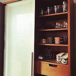 食器棚のインテリア実例 - 2020-08-02 15:18:19