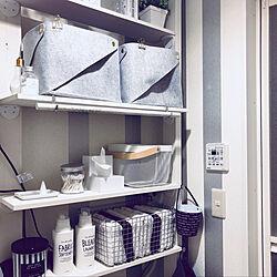 バス/トイレ/無印良品/IKEA/100均/DIY...などのインテリア実例 - 2018-10-12 13:16:19