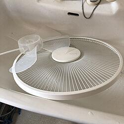 お疲れ様でした/扇風機のお掃除/扇風機/バス/トイレのインテリア実例 - 2021-09-22 08:16:50