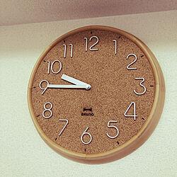 ブルーノ 時計/ブルーノ/メルカリ/壁掛け/壁掛け時計...などのインテリア実例 - 2020-12-10 21:47:33