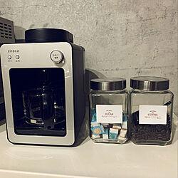siroca/カフェばこ/シロカ全自動コーヒーメーカー/コーヒーメーカー/キッチンのインテリア実例 - 2020-09-13 00:15:08
