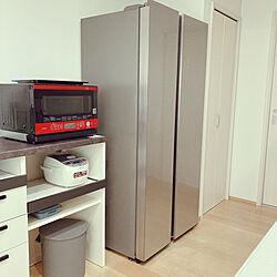 キッチン家電/キッチン/アクア冷蔵庫/2ドア冷蔵庫のインテリア実例 - 2021-01-19 09:20:25