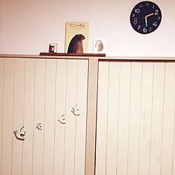 リビング/ハンドメイド/DIY/100均/絵本大好き♡のインテリア実例 - 2014-08-13 14:59:35