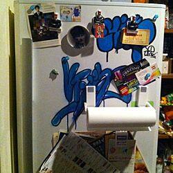 キッチン/冷蔵庫のインテリア実例 - 2012-05-07 00:10:32