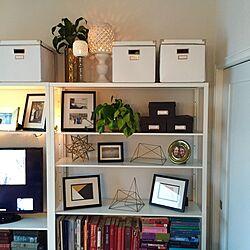 棚/IKEA/DIY/living room/bookshelf...などのインテリア実例 - 2015-06-06 15:22:48