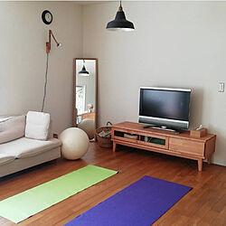自分ケア/珪藻土/無垢の床/塗り壁/chikuni...などのインテリア実例 - 2021-05-16 08:43:43