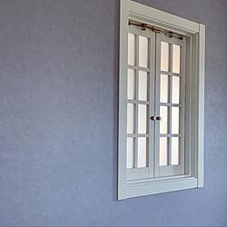 壁紙道場/壁紙DIY/室内窓/ベッド周りのインテリア実例 - 2020-04-25 20:43:21