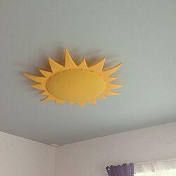 壁/天井/照明/IKEA/子供部屋のインテリア実例 - 2014-03-31 14:48:31