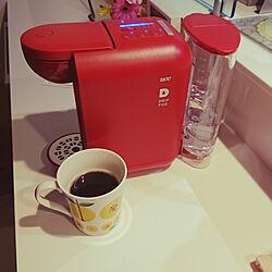 キッチン/おうちカフェ/コーヒーメーカー/DRIP POD/まだ片付かない...などのインテリア実例 - 2019-05-27 00:05:00