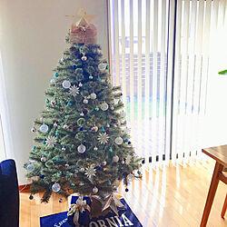 シンプルクリスマス/アルザスツリー/Ron Herman/クリスマスツリー180cm/我が家のクリスマス...などのインテリア実例 - 2019-11-18 22:57:21