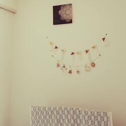 壁/天井/ベルメゾン壁掛け収納モニター応募/2018.7.24☀/白と木が好き♡/いぬと暮らす...などのインテリア実例 - 2018-07-24 09:27:02