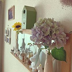 Lisa Larson/Moomin/鹿児島睦/カフェ風/北欧風...などのインテリア実例 - 2020-09-25 21:19:50