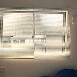 おねだん以上/ブラインドからの陽の日射し/窓から差し込む陽射し/窓からの光/外からの光...などのインテリア実例 - 2020-05-26 14:30:40