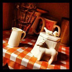 食器棚/食器のインテリア実例 - 2012-06-11 23:21:58