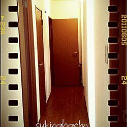 部屋全体/廊下/まだ途上中;のインテリア実例 - 2013-09-25 11:59:49