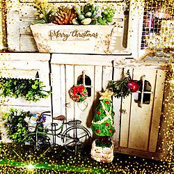わたしのハンドメイド 秋/ハンドメイド♡/可愛いよ~/クリスマス準備中/見てくれてありがとう♡...などのインテリア実例 - 2020-10-27 09:41:04