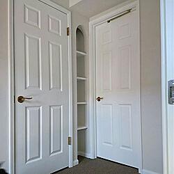 棚/収納スペース/玄関/ドア/収納...などのインテリア実例 - 2021-08-04 22:11:20