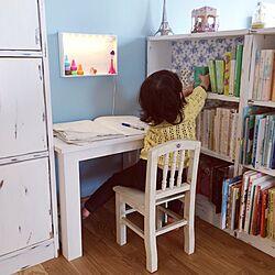 机/DIY/IKEA/子供机のインテリア実例 - 2015-02-18 16:43:51